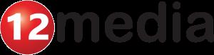 12 media logo